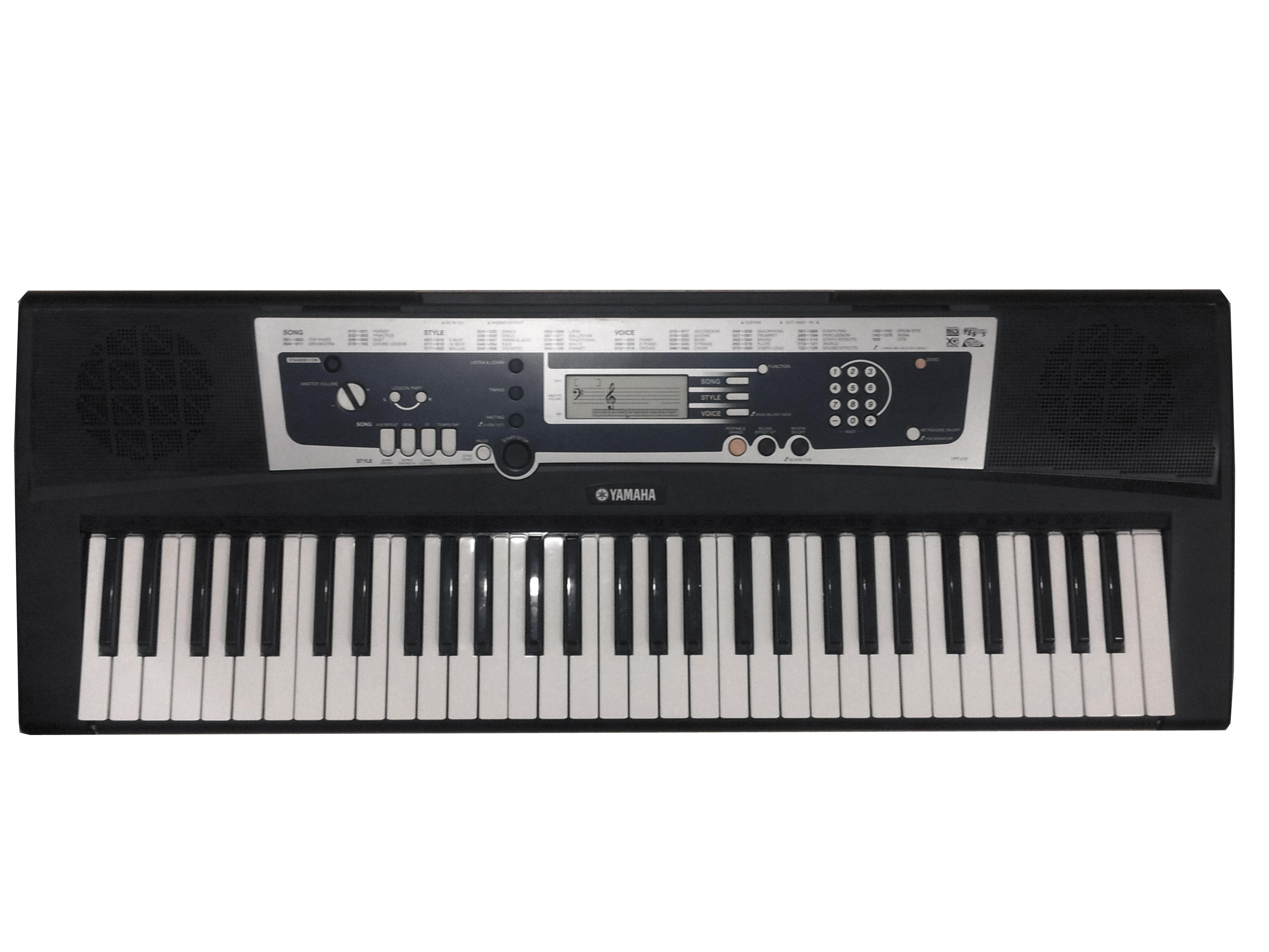 Yamaha Ypt  Key Portable Keyboard